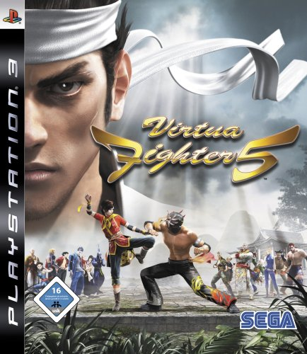 Virtua Fighter 5 [Edizione: Germania]