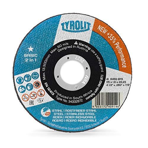 Tyrolit 273873 Pack de 10 discos de lijado