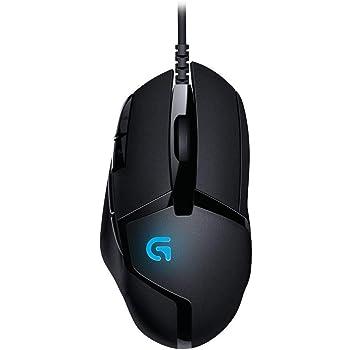 Logicool G ゲーミングマウス 有線 G402 FPS ゲーム用 4段階DPI切り替えボタン プログラムボタン8個 国内正規品