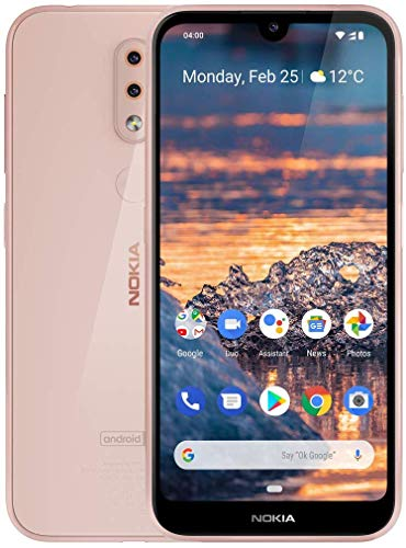 "Nokia 4.2 14,5 cm (5.71"") 3 GB 32 GB Doppia SIM 4G Rosa 3000 mAh"