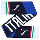 Bufanda de recuerdo oficial de Italia FIGC Football Fans
