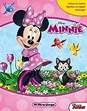 Minnie Mouse. Libroaventuras: Incluye un cuento, figuritas y un tapete
