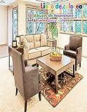 Libro de colorear 50 dibujos de fourniture sofá/cama para colorear: un buen libro de 8.5