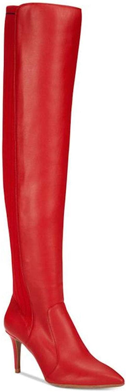 INC International Concepts Womens Izetta Closed Toe Knee High Fashion Boots