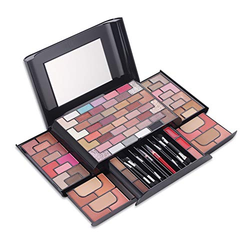 Miss Rose Professional Make Up Kit Color The Ultimate Color Collection