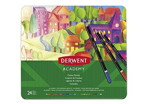DERWENT Academy matite colorate - 24pz - 2301938
