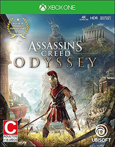 La Mejor Lista de Assassin's Creed Switch para comprar hoy. 6