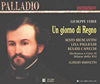 Giorno Di Regno-Complete Opera