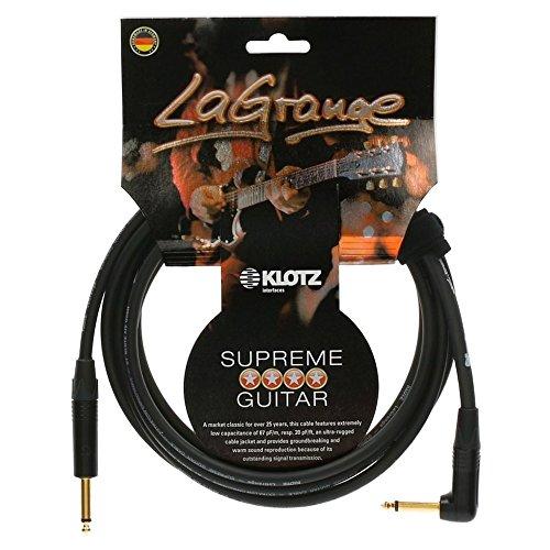 Klotz LAGPR0600–Kabel, Instrument, 6m lang