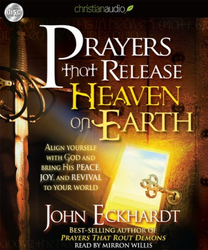 Prayers that Release Heaven on Earth copertina