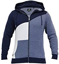 Threadbare Mens Hooded Sweatshirt Fleece Lined FMU054PKA