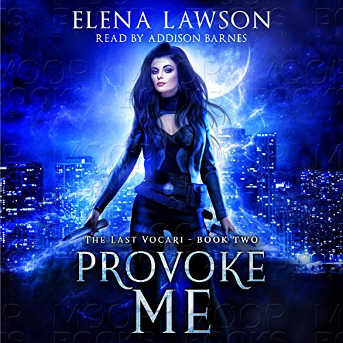 Provoke Me  By  cover art