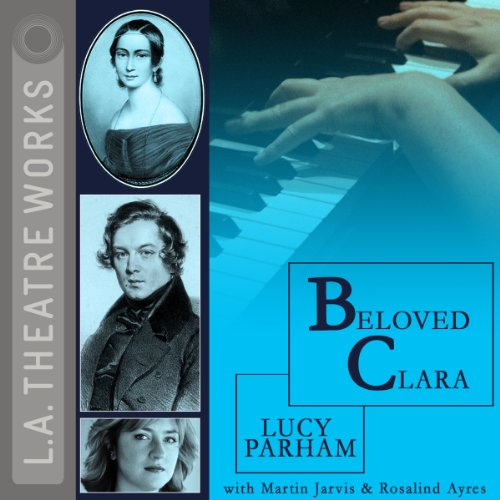 Beloved Clara (Dramatized) copertina