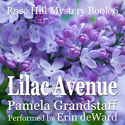 Lilac Avenue  audiobook cover art