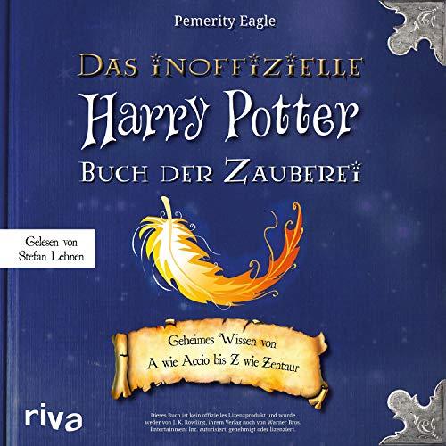 Das inoffizielle Harry-Potter-Buch der Zauberei Titelbild