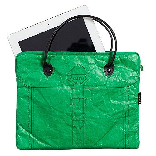 Oblige OBPD4020 Sleeve Custodia Protettiva Accessorio per Tablet PC Apple iPad 1/2/3/4, Verde