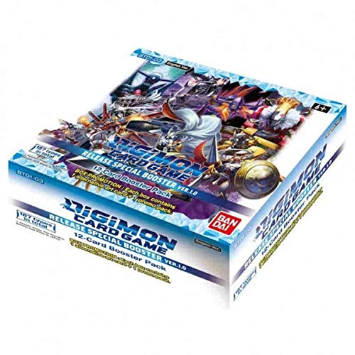 Digimon Kartenspiel: Release Special Booster Version 1.0 BT01-03