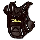 Wilson Pro Stock Hinge FX 2.0 Fastpitch Catcher Chest Protector, WTA3340 NASI165, navy, 16.5-Inch