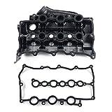 LR116732 Cubierta de leva de colector de entrada derecha compatible con Discovery Mk4 2010-2016, Ran-ge Rover Mk 2012-2017, Ran-ge Rover Sport LS 2009-2013# LR105957 LR074623