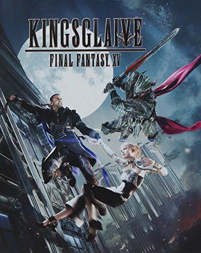Kingsglaive: Final Fantasy XV (Limited Edition Steel Book) [Blu-ray]