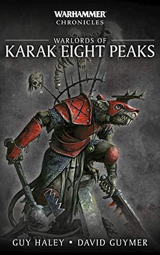 Warlords of Karak Eight Peaks (Warhammer Chronicles) (English Edition)
