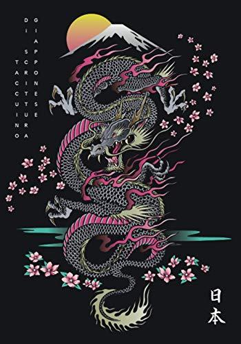 Taccuino di Scrittura Giapponese: Taccuino Genkouyoushi per esercitarsi nella calligrafia giapponese   Ideale per esercitarsi a scrivere Kanji, Hiragana, Kana e Katakana