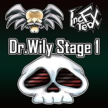 """Dr. Wily Stage 1 (From """"Mega Man 2"""")"""
