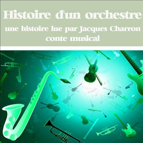Couverture de Histoire d'un orchestre
