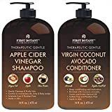 Apple Cider Vinegar Shampoo &
