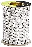 EDELRID Performance Static 9MM 50M Weiß, Statikseil, Größe 50 m - Farbe Snow