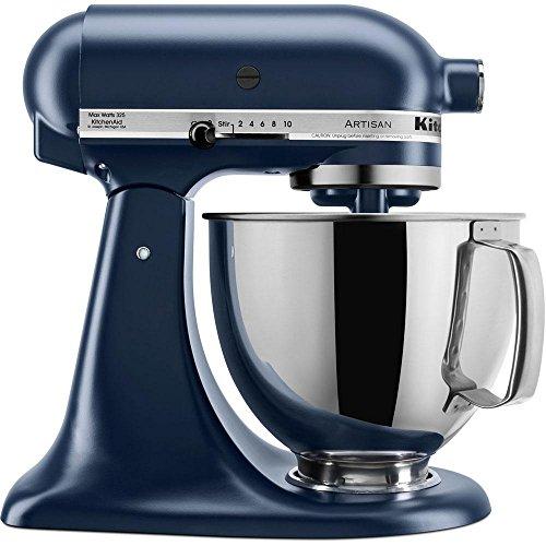 KitchenAid Artisan 5 Quart Stand Mixer Ink Blue KSM150PSIB