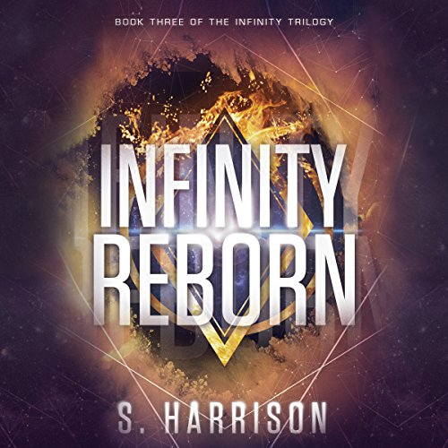 Infinity Reborn audiobook cover art