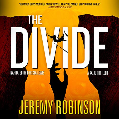 The Divide (Nemesis Saga) Bk 6 - Jeremy Robinson