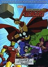The Avengers: Captain America Reborn! - Volume 2