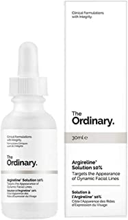 The Ordinary Argireline Solution 10% (30ml) A Lightweight Serum with 10% Argireline Peptide Complex for Anti Aging