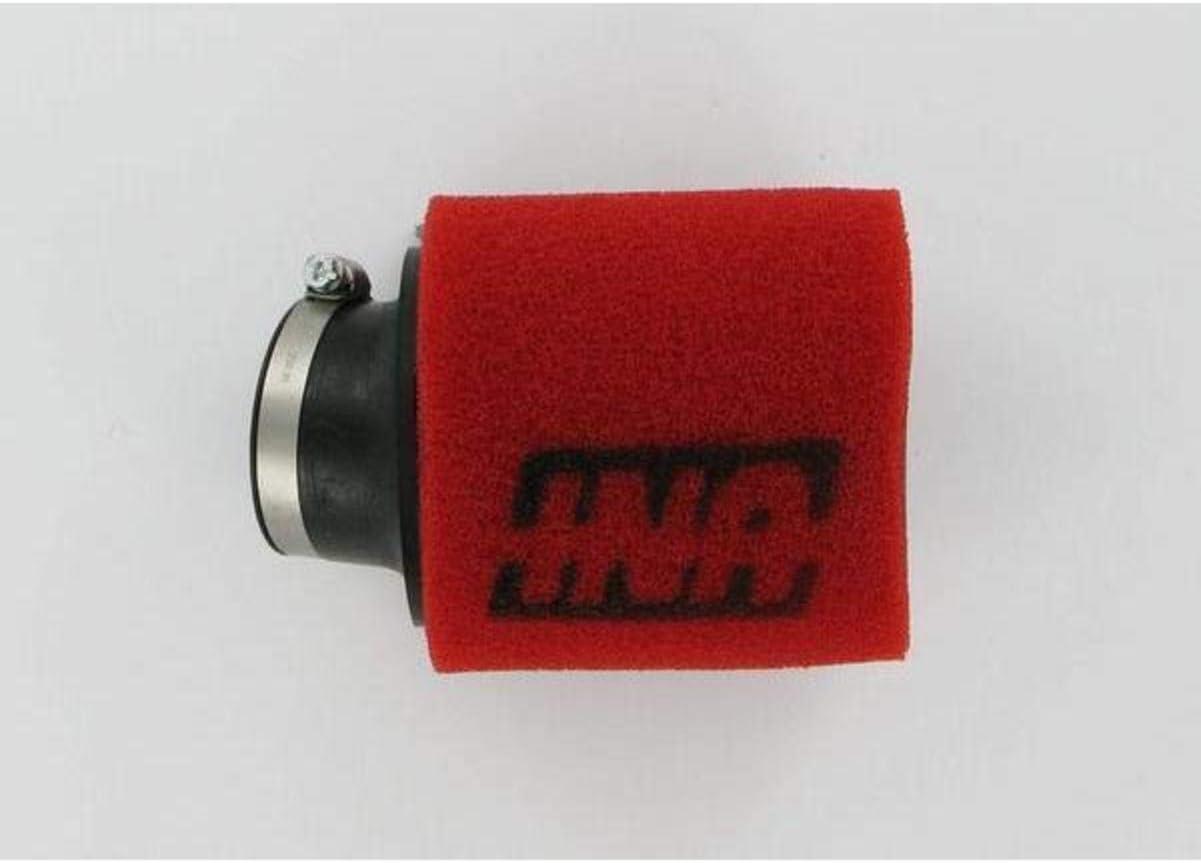 """uni UP-4152AST Air Filters black, 1-1/2"""" (38mm) I.D. x 4""""L"""