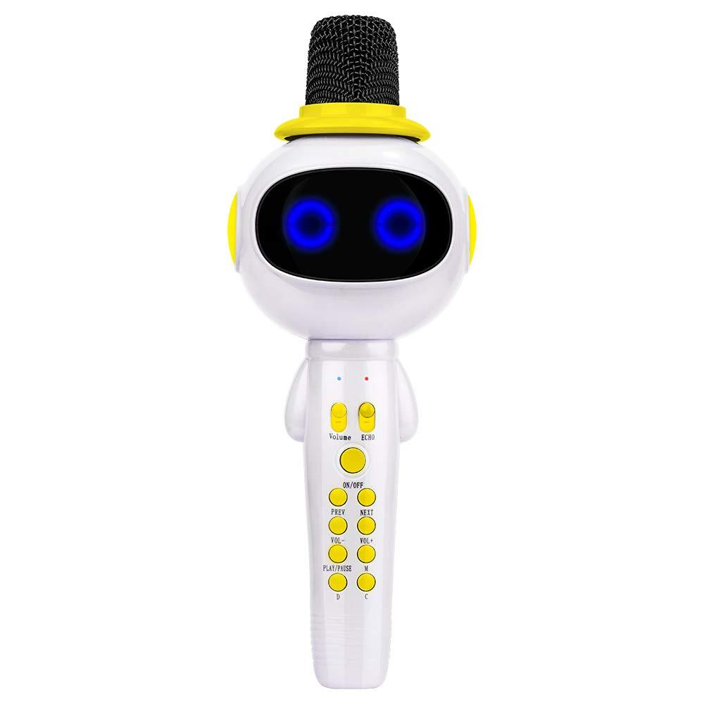 BONAOK Wireless Bluetooth Microphone Colorful