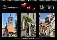 Bezauberndes Meissen (Wandkalender 2022 DIN A2 quer): Meissen, zauberhafte Stadt an der Elbe. (Monatskalender, 14 Seiten )