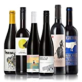 GEILE WEINE Weinpaket Rotwein trocken Probierpaket mit Rotweinen von Winzern