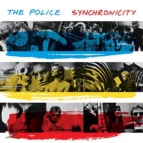 Police,the: Synchronicity (Vinyl) [Vinyl LP] (Vinyl)