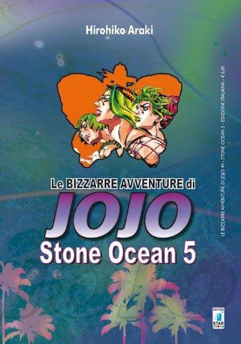 Stone Ocean. Le bizzarre avventure di Jojo (Vol. 5)