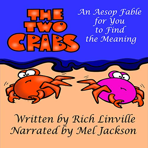 The Two Crabs audiobook cover art