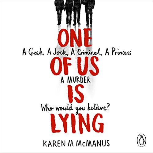 Couverture de One of Us Is Lying