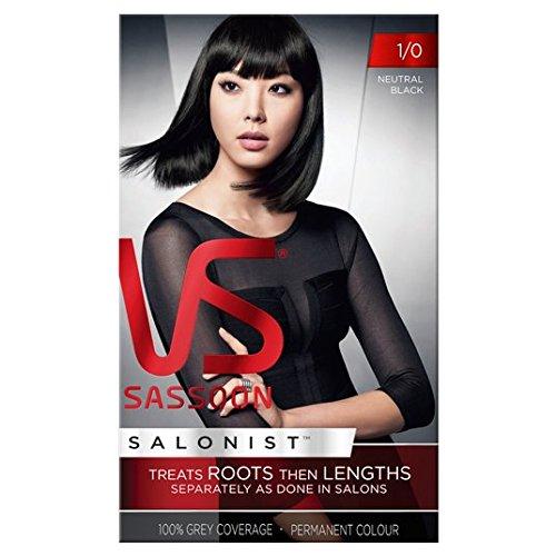 Vidal Sassoon Haarfarbe Neutral Schwarz 1/0