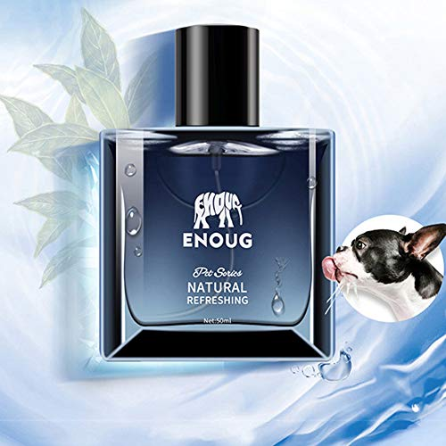 Amazing Deal DYTesa 50ml Pet Deodorant Drops Perfume Spray Dogs Cats Removing Odor Refreshing Air Su...