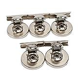 Envío Gratis - imanes clip con pinza para neveras, pizarras magnéticas, etc.