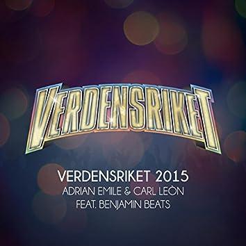 Verdensriket 2015 (feat. Benjamin Beats)