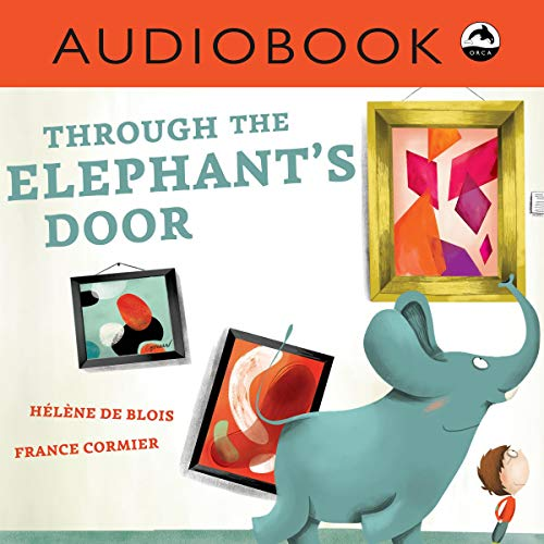 Through the Elephant's Door  By  cover art