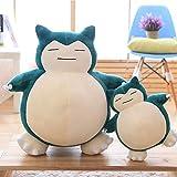 Jumbo Snorlax Plush Toy,Pokemon Center Kabigon Plush Toy Soft Doll Animal Pillow suffered Plush Fluffy Figure Gift for Kids (30cm)