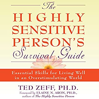 The Highly Sensitive Person's Survival Guide audiobook cover art